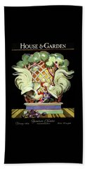 House And Garden Furniture Number Bath Towel