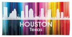 Houston Tx 2 Hand Towel