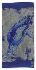 Humpback Whale Bath Towel
