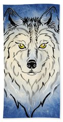 Hungry Like The Wolf Hand Towel