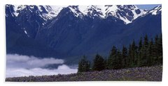 Hurricane Ridge Bath Towel