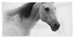 I Dream Of Horses Bath Towel