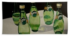 I Love Perrier Hand Towel