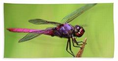 Dragonfly - I See You Bath Towel