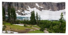 Iceberg Lake Hand Towel