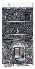 Fort Brimstone, St Kitts/nevis Hand Towel