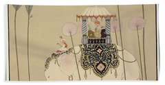 Imperial Procession Hand Towel