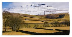 Ingleborough Bath Towel