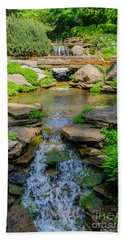 Inniswood Metro Park Photo Hand Towel