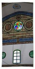 Interiors Of A Mosque, Al-jazzar Bath Towel
