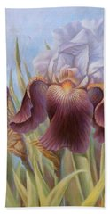 Iris 1 Bath Towel