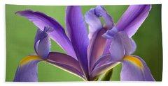 Iris Elegance Hand Towel