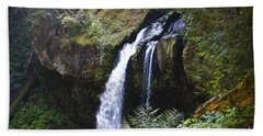 Iron Creek Falls Hand Towel