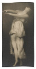 Isadora Duncan   Dancer Bath Towel