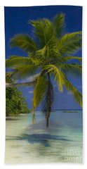 Island Dream Hand Towel by Dee Cresswell
