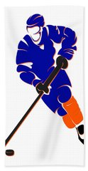Islanders Shadow Player Hand Towel