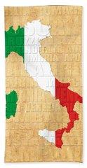Italy Bath Towel