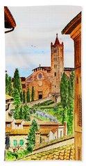 Italy Siena Hand Towel