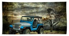 It's A Jeep Thing Bath Towel