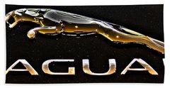 Jaguar Leaper F-type Spoiler Hand Towel