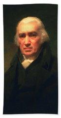 James Watt, 1815 Hand Towel