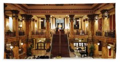 Jefferson Hotel Rotunda Bath Towel