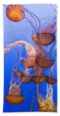 Jellyfish Bath Towel