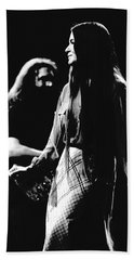 Jerry And Donna Godchaux 1978 Bath Towel