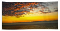 Jersey Morning Sky Bath Towel
