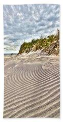 Jetty Four Dune Stripes Hand Towel