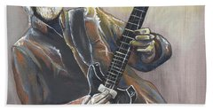 'jimmy Herring' Bath Towel