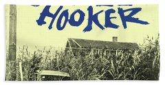 John Lee Hooker -  The Country Blues Of John Lee Hooker Hand Towel