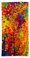 Joseph's Coat Trees Bath Towel