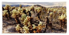Joshua Tree National Park 3 Hand Towel by Glenn McCarthy Art and Photography