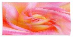 Joy - Rose Hand Towel