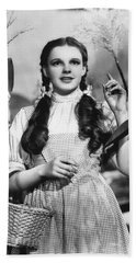 Judy Garland As Dorothy Hand Towel