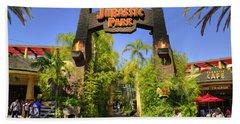 Jurassic Park Hand Towel