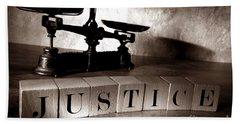 Justice Bath Towel
