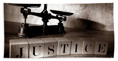 Justice Hand Towel