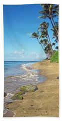 Ka'anapali Beach Bath Towel