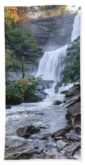 Kaaterskill Falls Hand Towel by Bill Wakeley