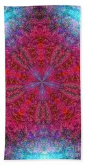 Hand Towel featuring the photograph Kaleidoscope 2 by Robyn King