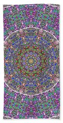Hand Towel featuring the photograph Kaleidoscope by Robyn King