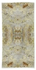 Kaleidoscope - Rock 3 Hand Towel by Andy Shomock