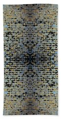Kaleidoscope - Shingles 1 Hand Towel