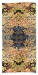 Kaleidoscope - Trees 3 Hand Towel by Andy Shomock