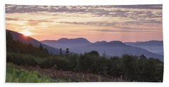 Kancamagus Highway - White Mountains New Hampshire Usa Hand Towel