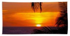 Kauai Sunset Bath Towel