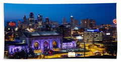 Kcmo Union Station Hand Towel