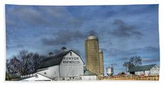 Kenyon Brothers Dairy Hand Towel